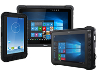 Rugged Tablet Series