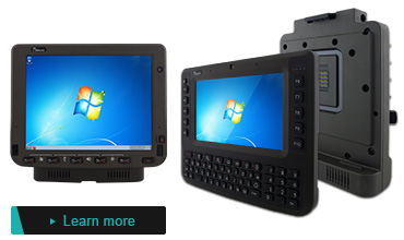 learn more rugged vehicle-mount computers