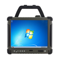 10.4-inch Rugged Tablet PC with Adjustable Kickstand