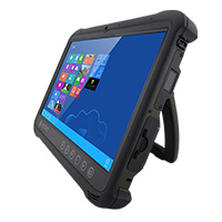M133W Rugged Tablet PC with Adjustable Kickstand