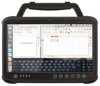 LINUX / Ubuntu Now Available on Winmate Rugged Tablet PCs