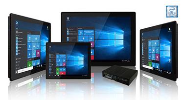 M-Series HMI with Kaby Lake processor