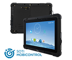 """10.1"""" M101M8 Rugged Android Tablet"""