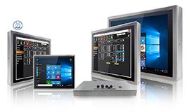 IP69K Flat P-Cap Stainless Panel PC Series