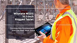 M101S Rugged Tablet Product Guide Video