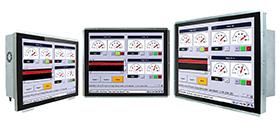 P-Cap Open Frame Panel PC IK70/IB70 Series