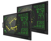Rack/Panel Mount 4K UHD Military Display
