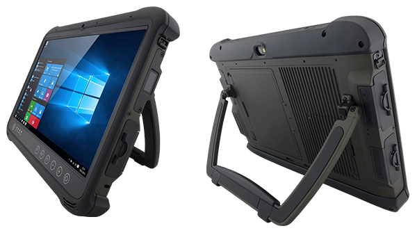 TM133K Rugged Tablet