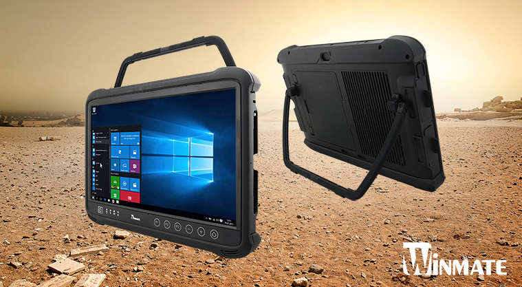 New Winmate M133WK 13.3-inch Ultra Rugged Tablet for Demanding Applications