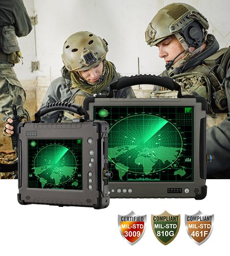 """>Military-Grade Ultra Rugged Tablets 8.4""""/ 10.4"""""""