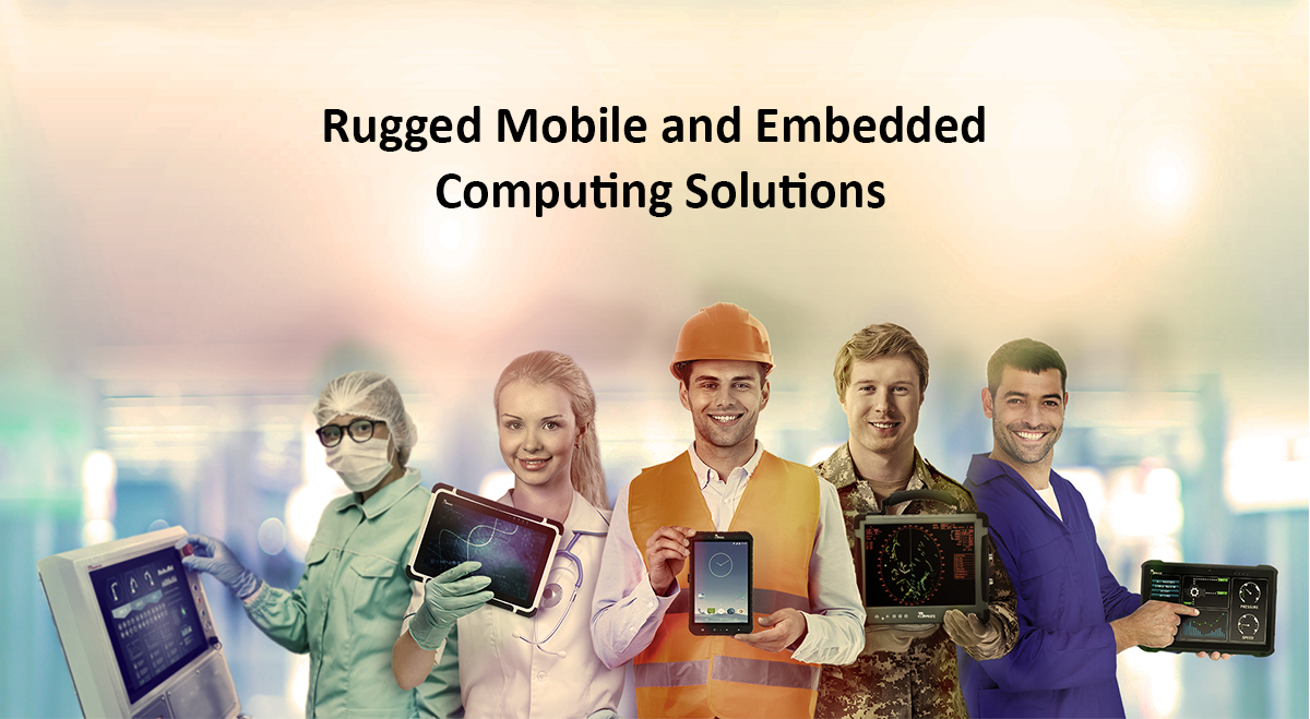 Rugged Mobile and Embedded Computing Solutions