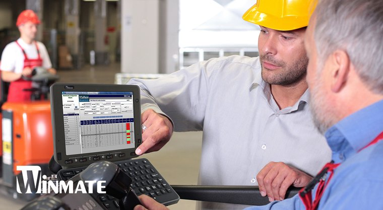 Choosing the Right Computer for Forklift and Fleet Management